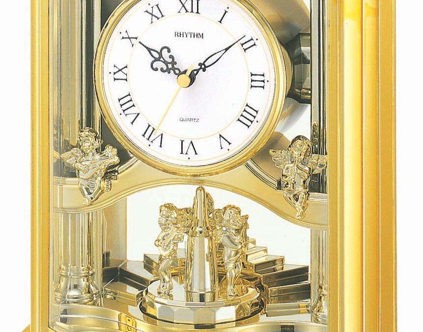 Angel Clock – 4RH741WR18