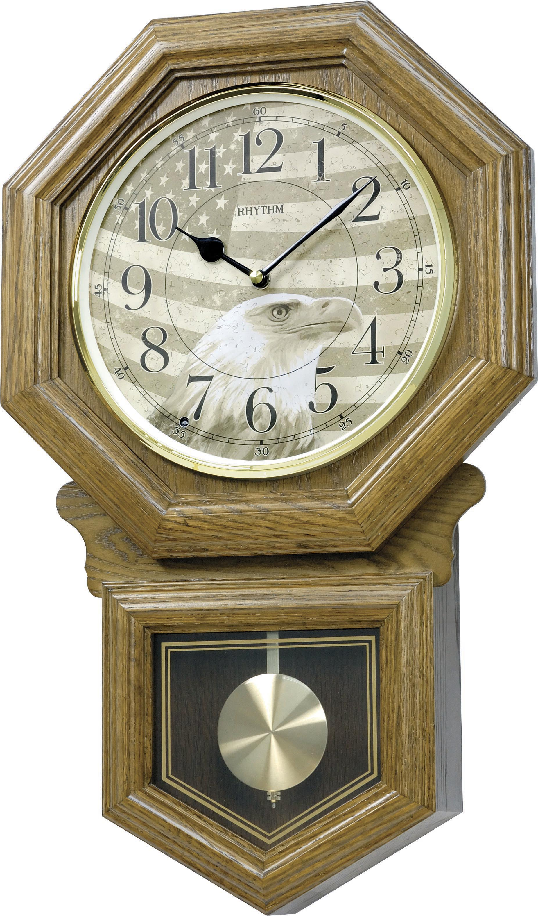 American Patriot Rhythm Clocks